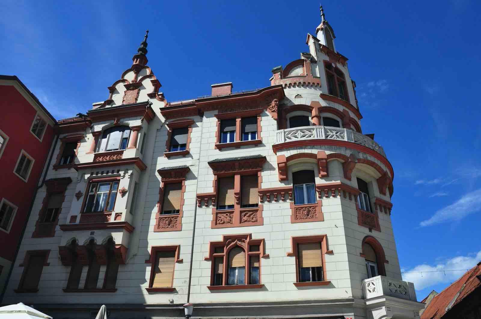 INTERNACIONALNO DRUŠTVO MOST SVOBODE, Maribor